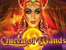 Казино Адмирал представляет игровой автомат Queen Of Wands