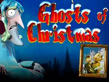 Онлайн-автомат Ghosts Of Christmas от Playtech
